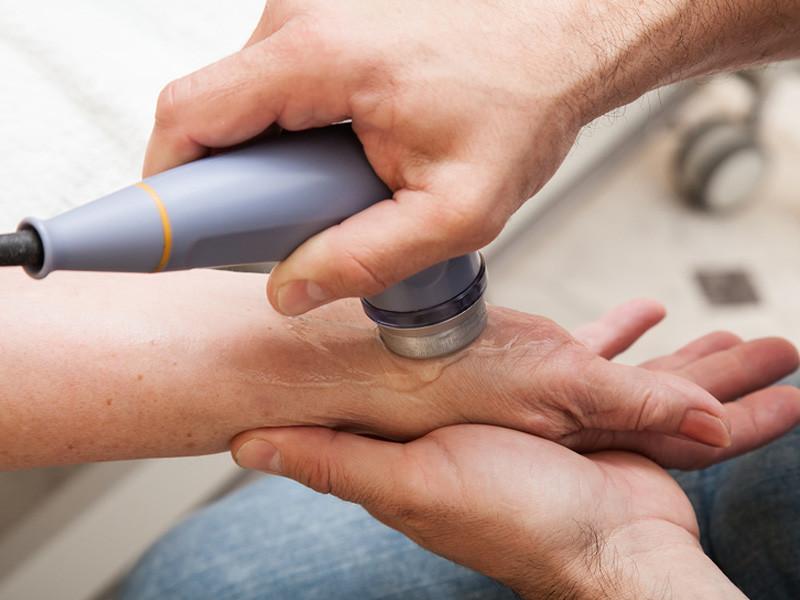 Ultraschalluntersuchung des Stütz- und Bewegungsapparates